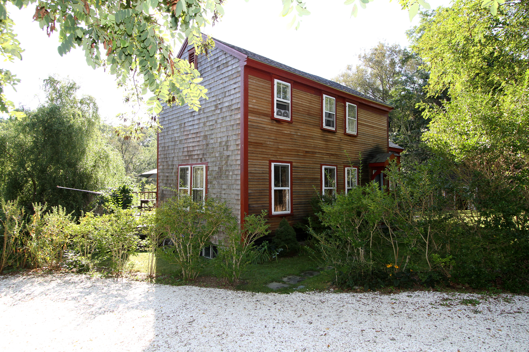 Single Family Home for Sale at IN-TOWN LOCATION 180 Briar Lane Wellfleet, Massachusetts, 02667 United States