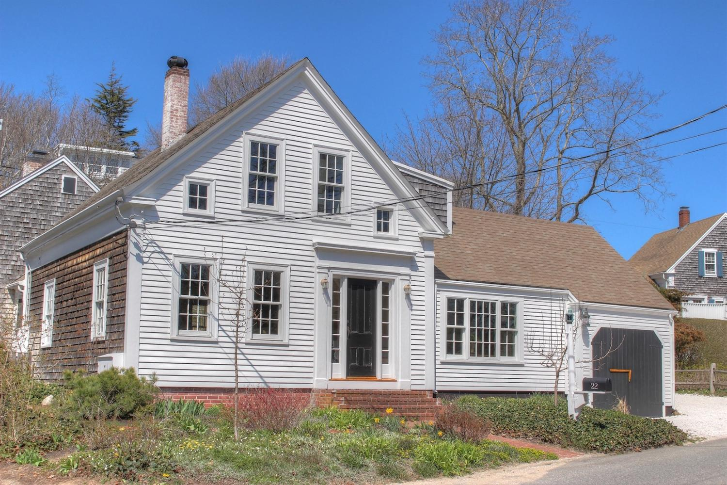 sales property at 22 East Commercial Street, Wellfleet, MA