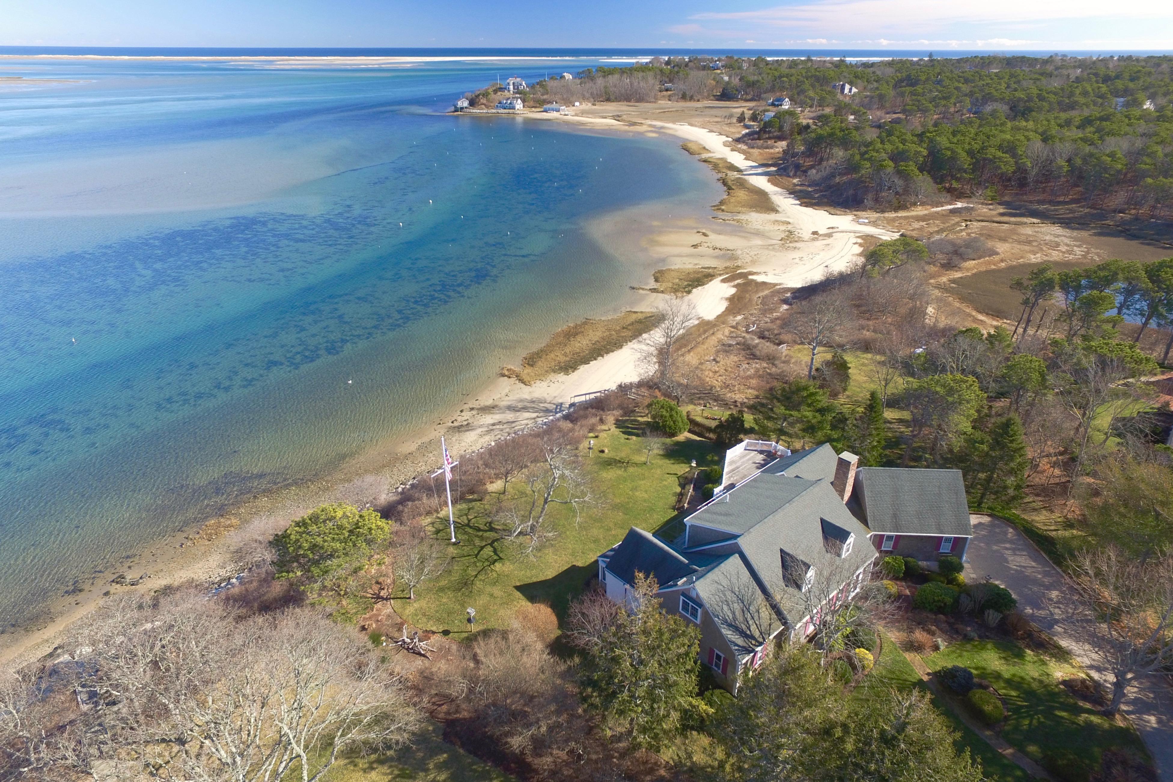 獨棟家庭住宅 為 出售 在 340 Whidah Road, Chatham, MA Chatham, 麻塞諸塞州 02650 美國