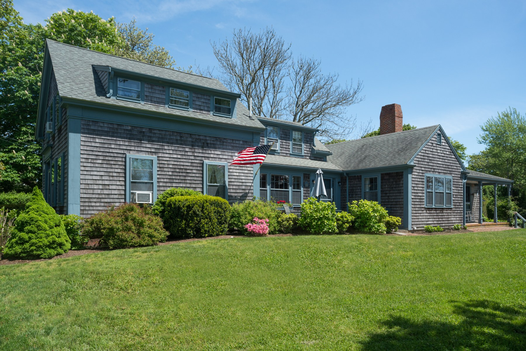 Single Family Home for Sale at OLD VILLAGE 64 Silver Leaf Avenue, Chatham, Massachusetts, 02633 New England, United States