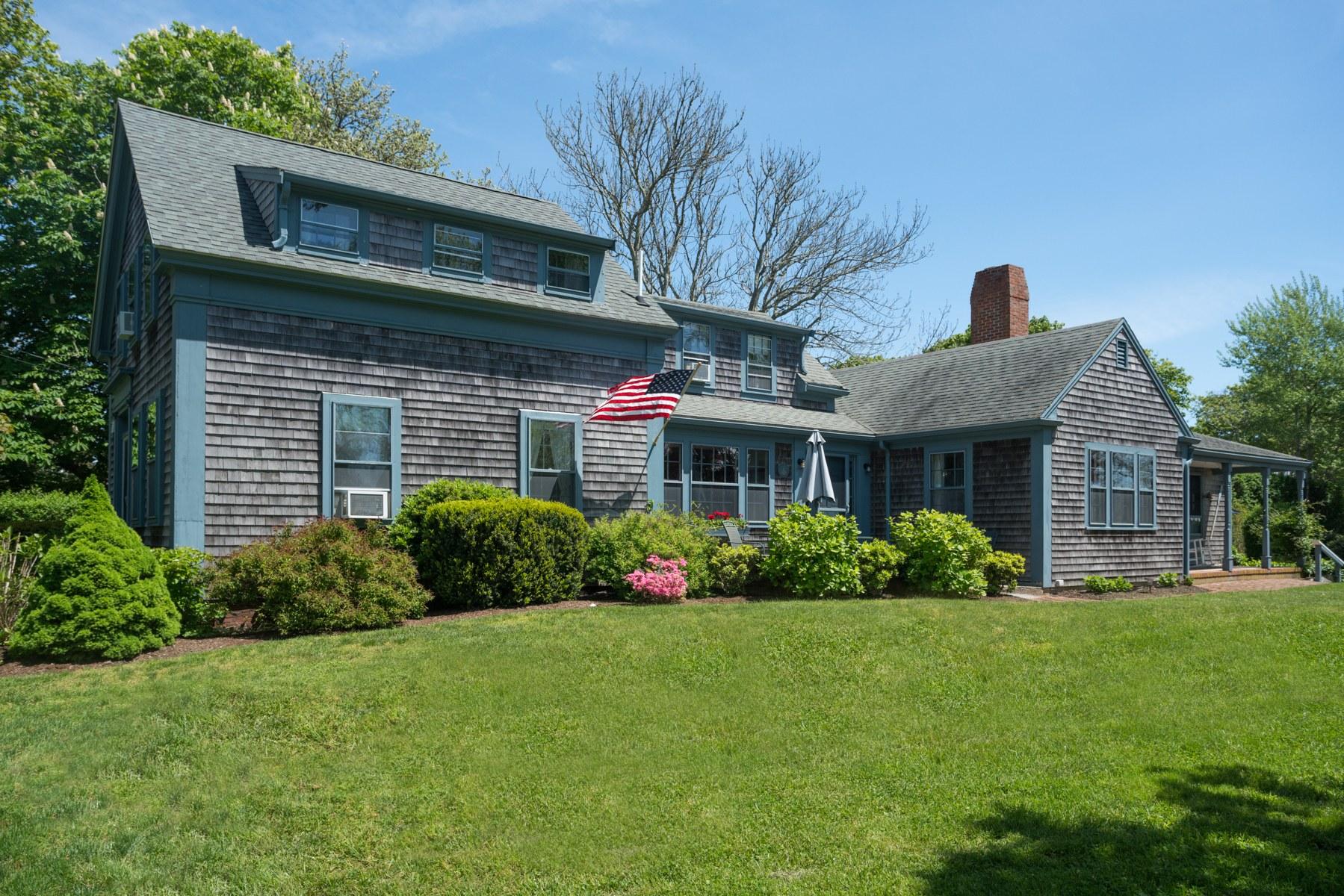 Villa per Vendita alle ore OLD VILLAGE 64 Silver Leaf Avenue, Chatham, Massachusetts, 02633 New England, Stati Uniti