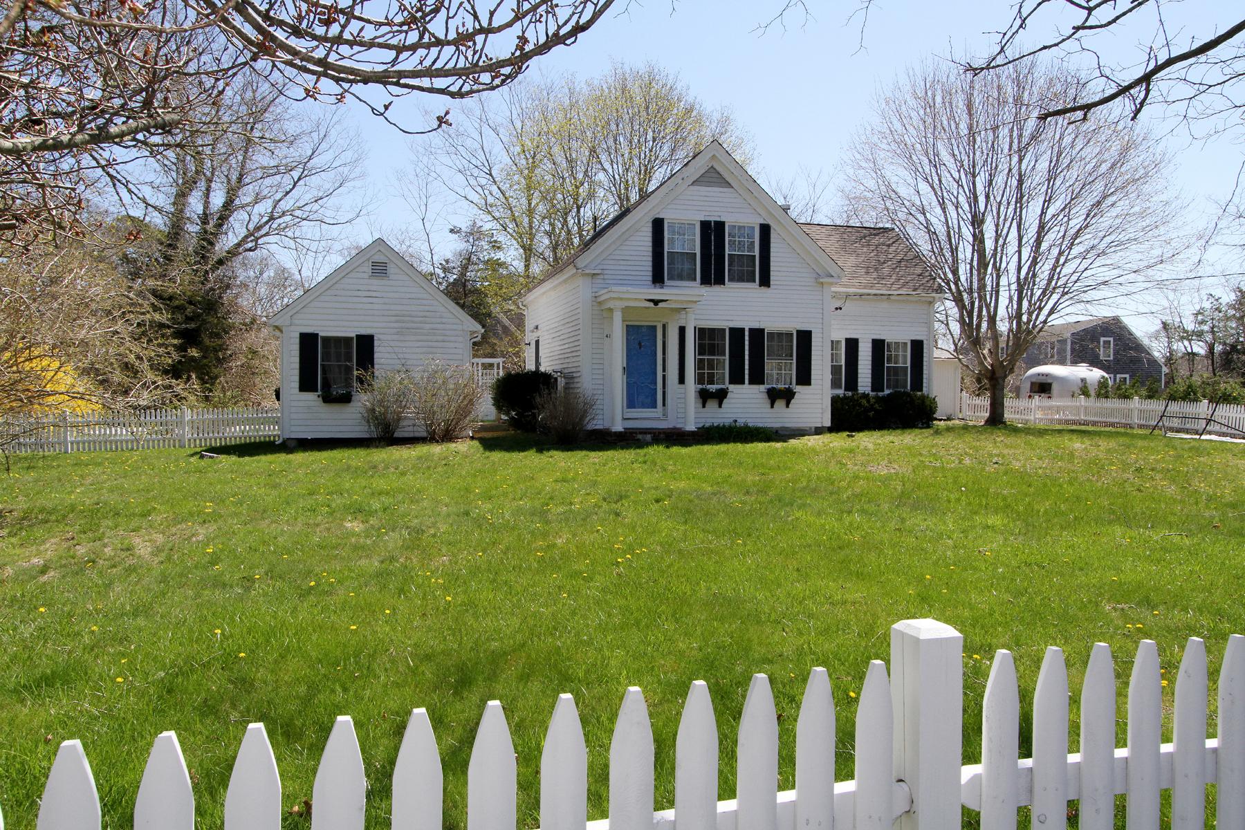 sales property at 41 Pleasant Lake Avenue, Harwich, MA