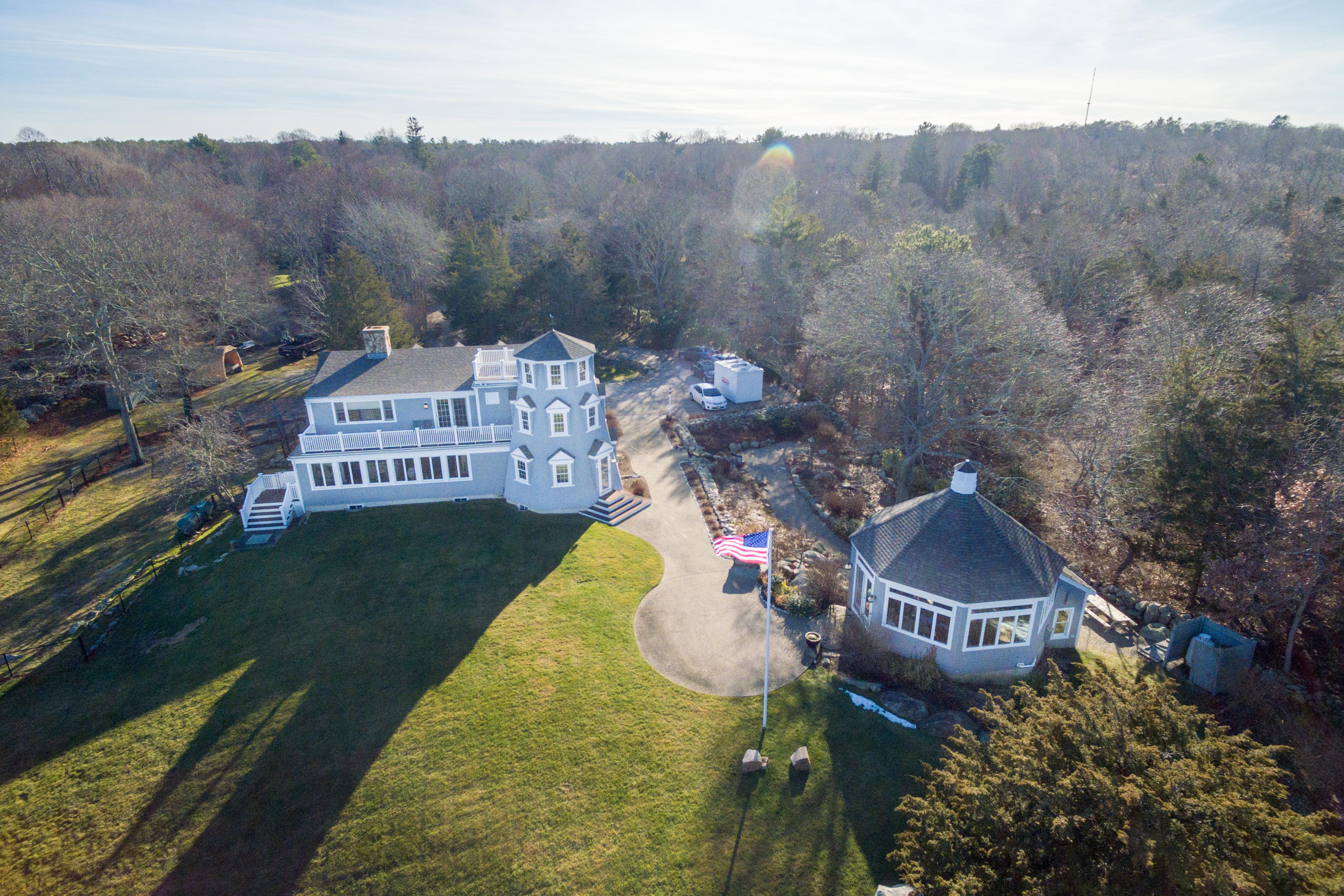 Maison unifamiliale pour l Vente à 34 Black Duck Lane, Barnstable, MA Barnstable, Massachusetts, 02668 États-Unis