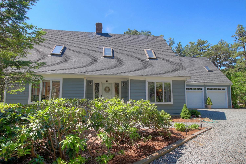 sales property at 25 Deer Path Way, Wellfleet, MA