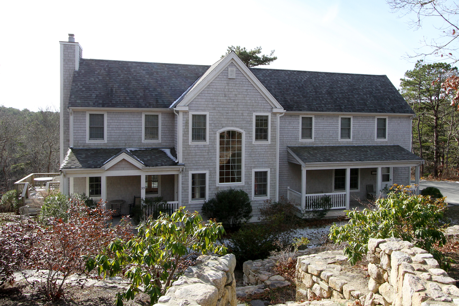Property For Sale at Wellfleet Oceanside Privacy