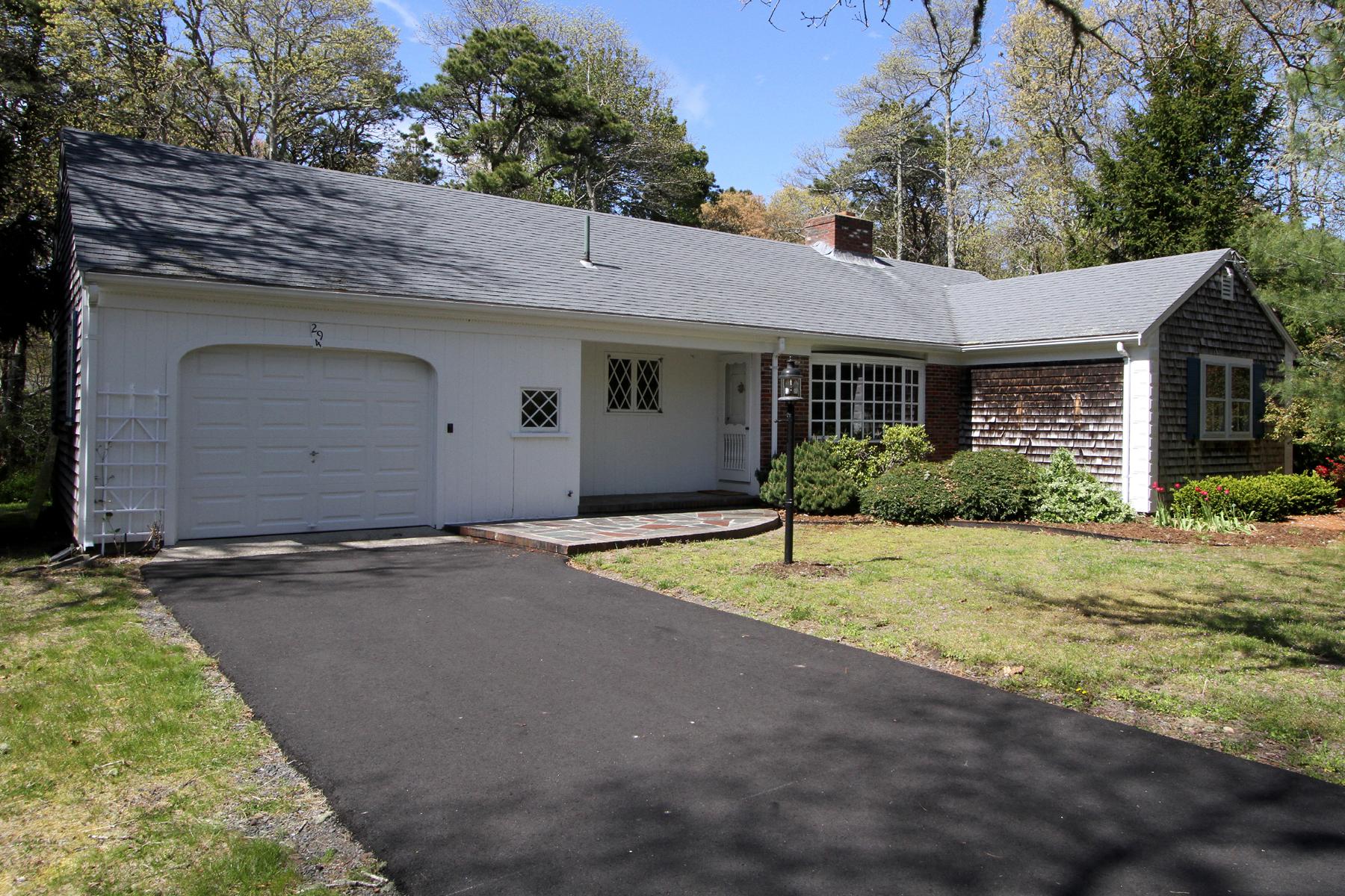 Nhà ở một gia đình vì Bán tại Perfectly Charming 294 Pleasant Bay Road Harwich, Massachusetts, 02645 Hoa Kỳ