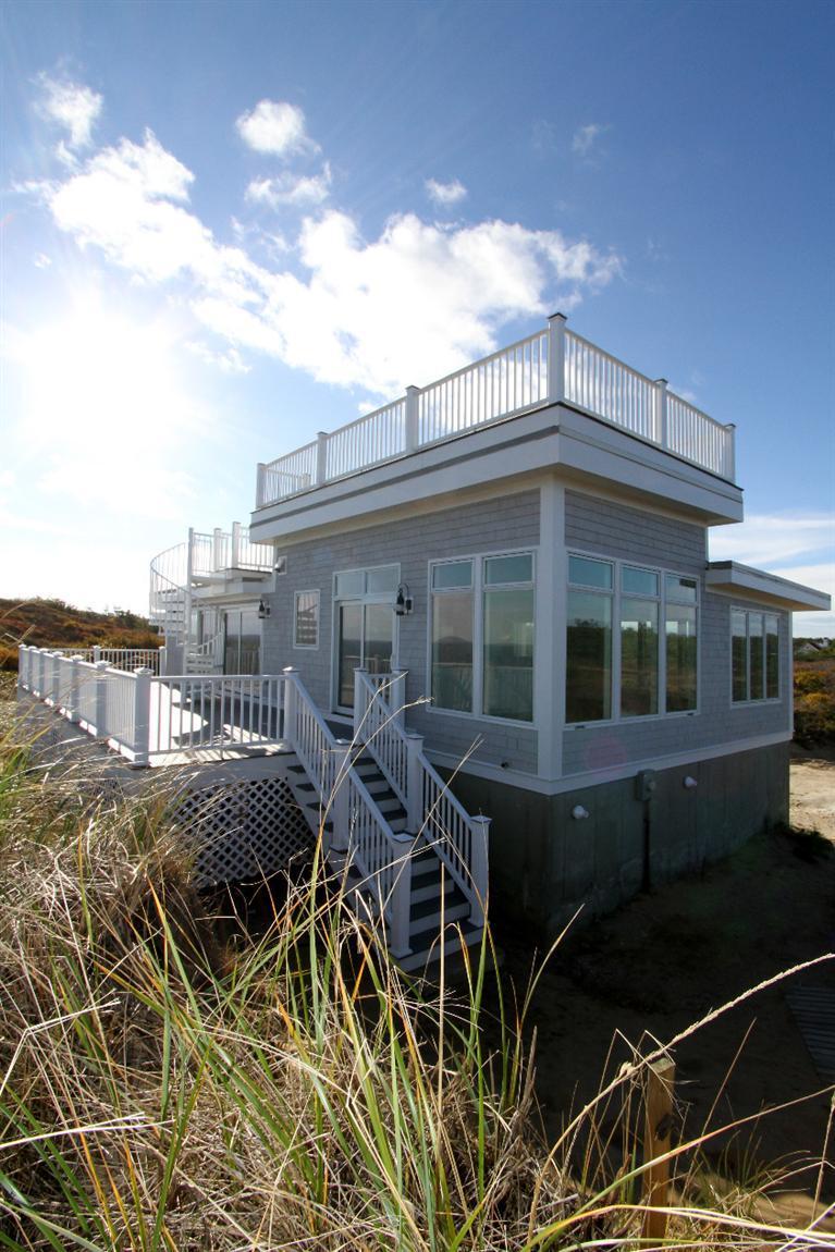 Single Family Home for Sale at 11 Coast Guard Terrace, Truro, MA Truro, Massachusetts 02666 United States