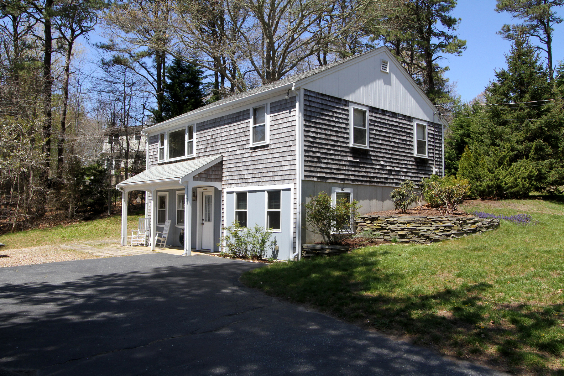 Single Family Home for Sale at 132 Alden Drive, Brewster, MA Brewster, Massachusetts, 02631 United States