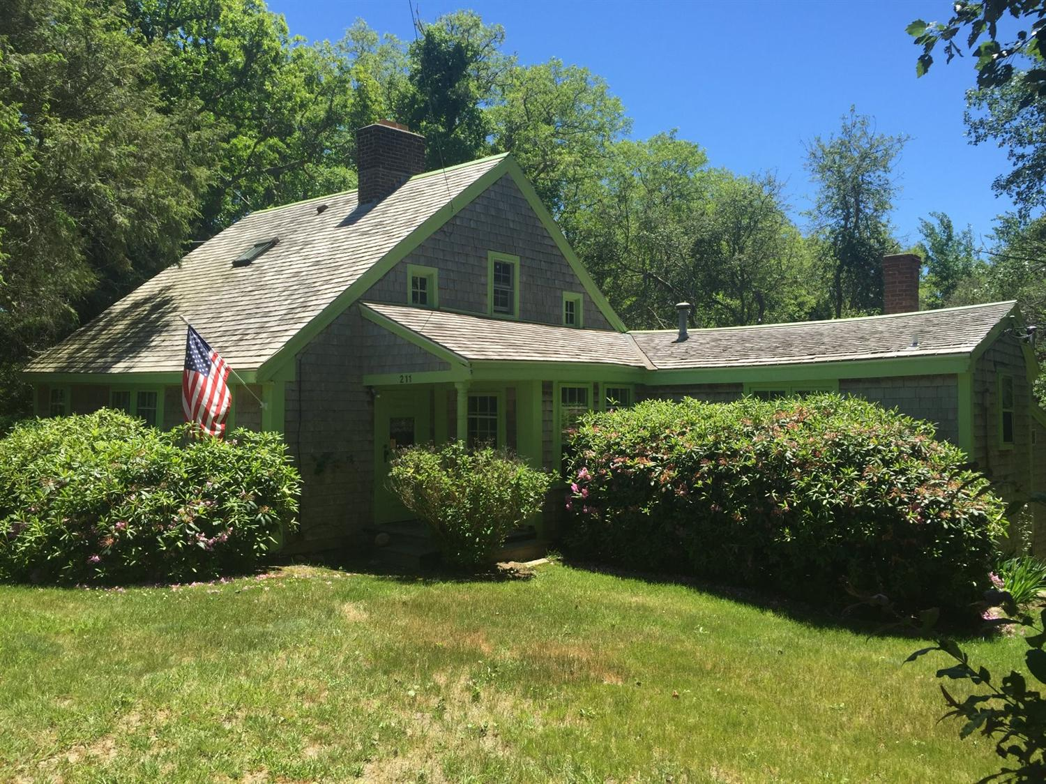 Single Family Home for Sale at 211 Pleasant Bay Road, Harwich, MA Harwich, Massachusetts, 02645 United States