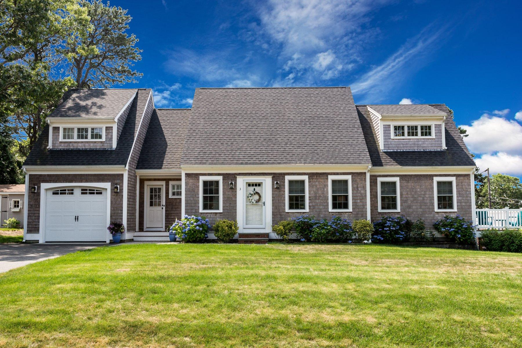Single Family Homes for Active at 3 Captain Jack Road, Harwich, MA 3 Captain Jack Road Harwich, Massachusetts 02645 United States