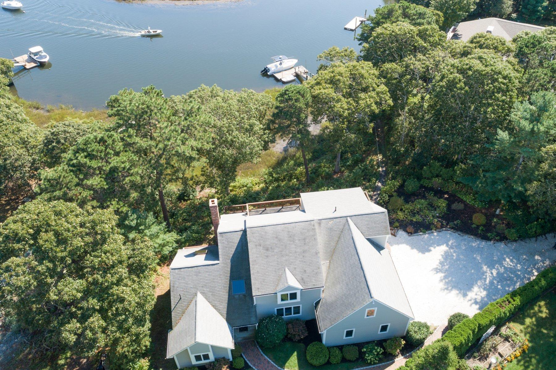 Single Family Home for Active at 4 Salt River Lane, Harwich, MA 4 Salt River Lane Harwich, Massachusetts 02671 United States