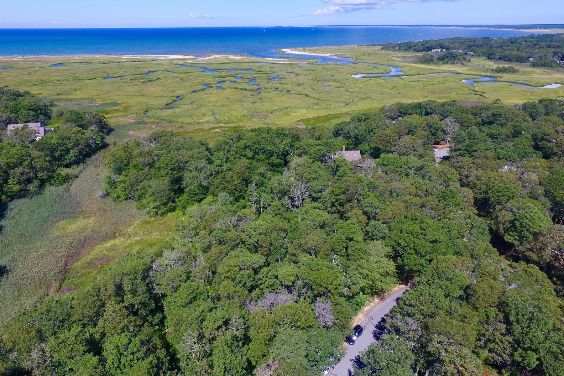 Land for Sale at Coveted Seaview 8 Marshview Road Brewster, 02631 United States