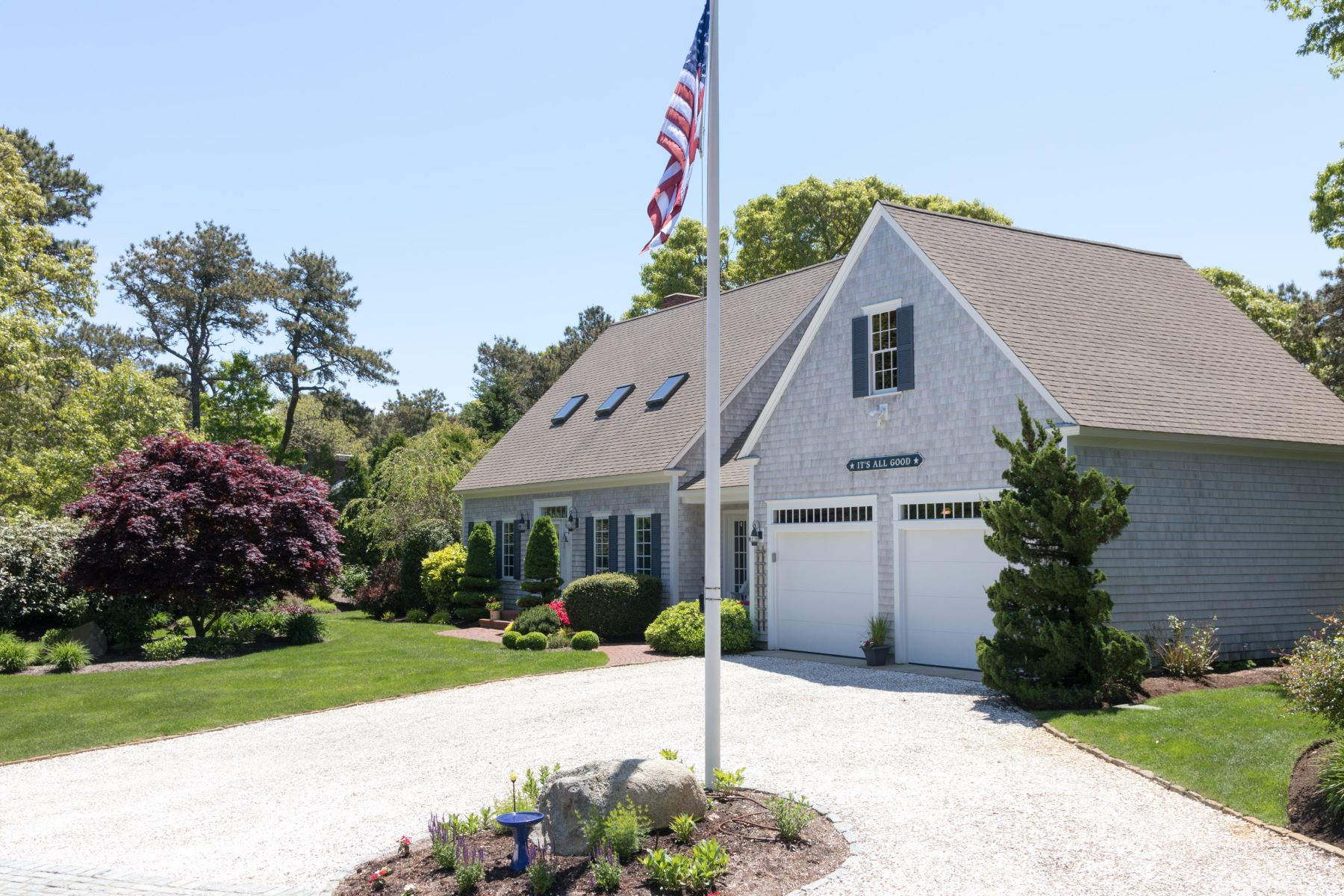 Single Family Home for Active at 90 Meadow View Road, Chatham, MA 90 Meadow View Road Chatham, Massachusetts 02633 United States