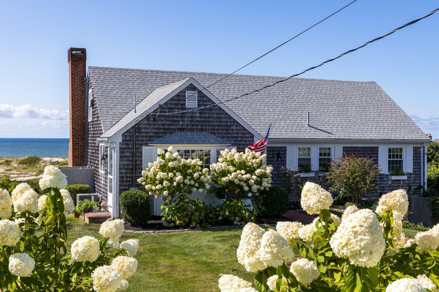Single Family Homes for Sale at 41 Paul Street, Dennis, MA 41 Paul Street Dennis, Massachusetts 02638 United States