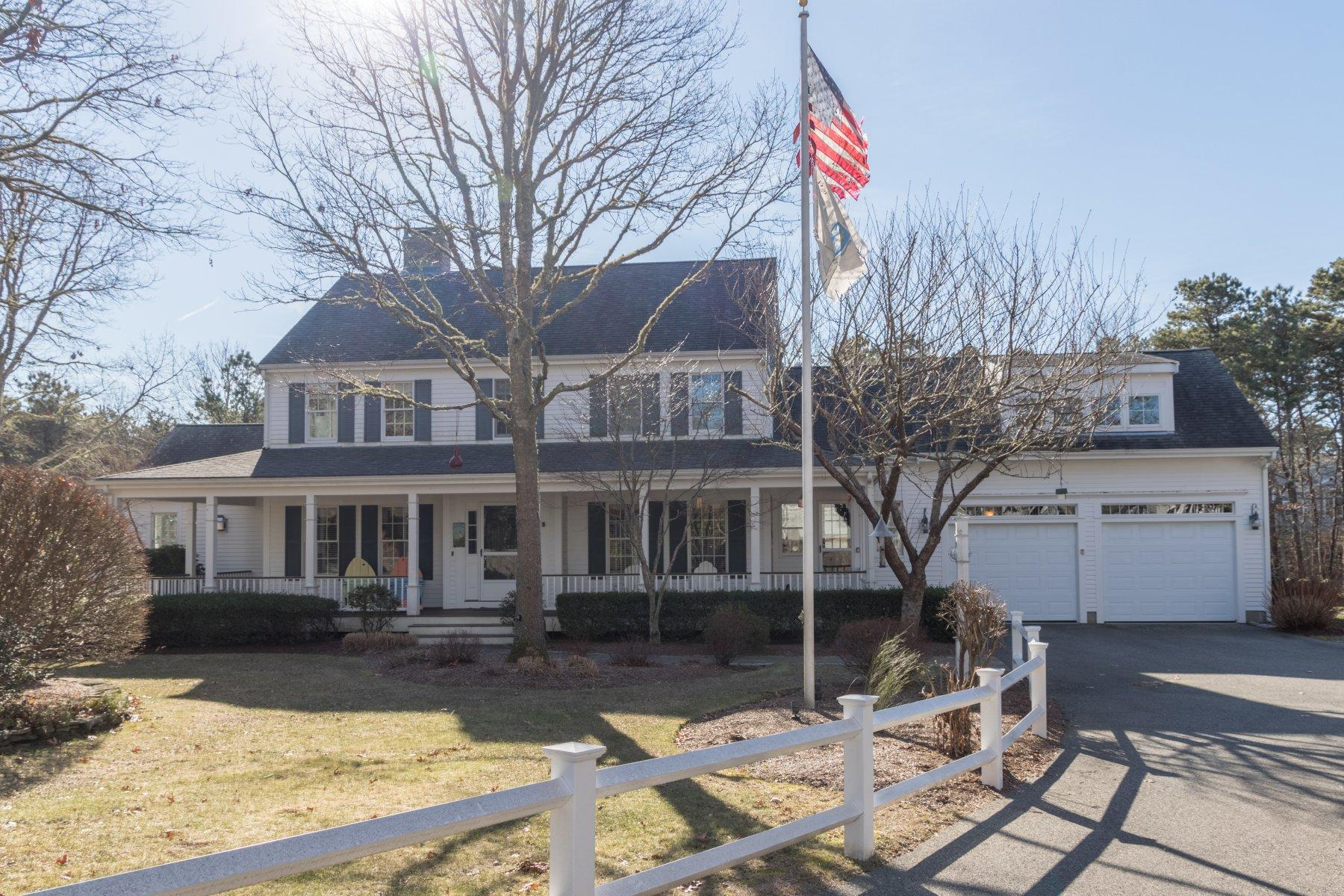 Single Family Home for Active at 12 Harding Lane, Harwich, MA 12 Harding Lane Harwich, Massachusetts 02645 United States