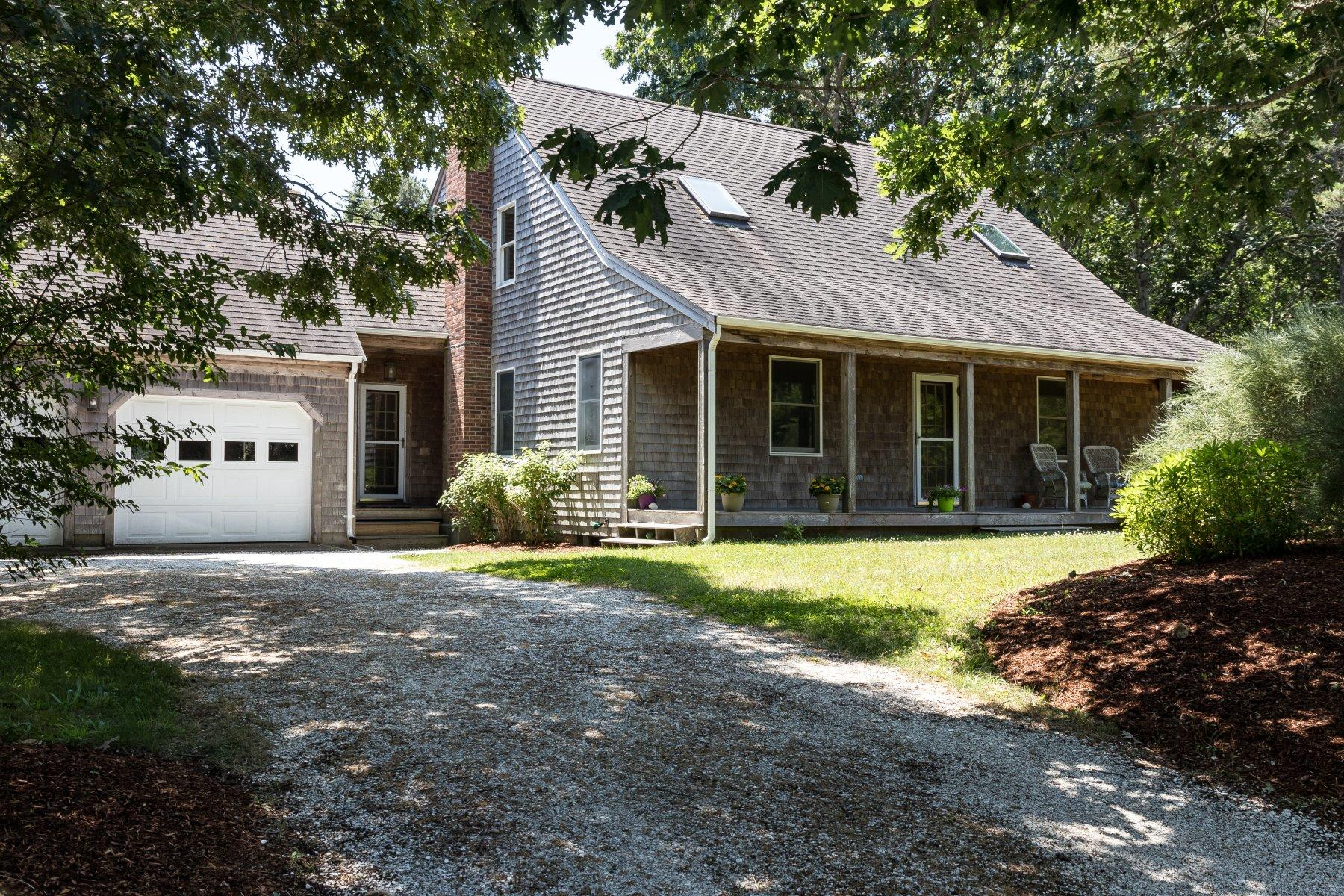 Single Family Homes for Sale at 155 Chequessett Neck Road, Wellfleet, MA 155 Chequessett Neck Road Wellfleet, Massachusetts 02667 United States