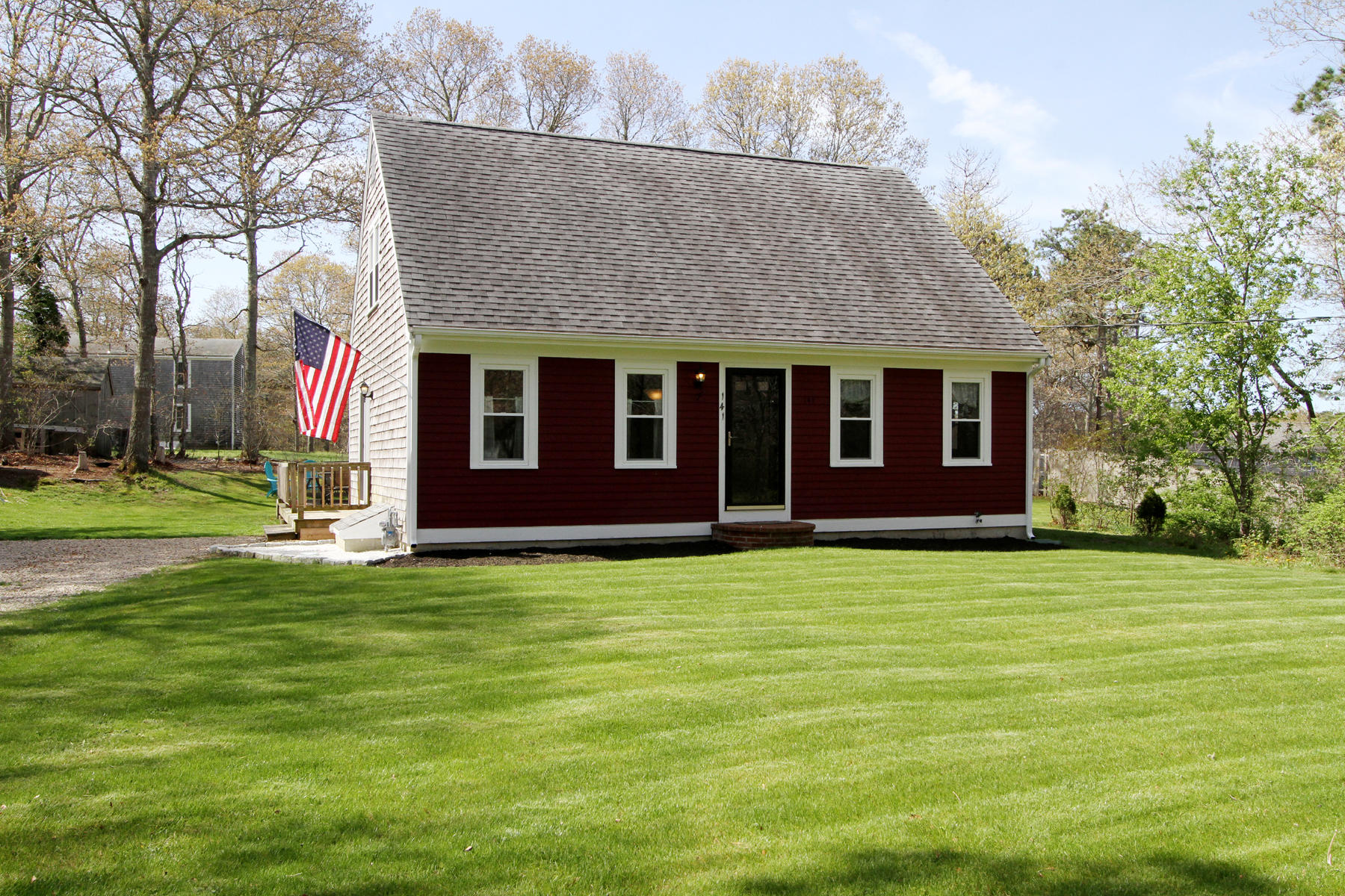 Single Family Home for Sale at 141 Spur Lane, Barnstable, MA Barnstable, Massachusetts, 02648 United States
