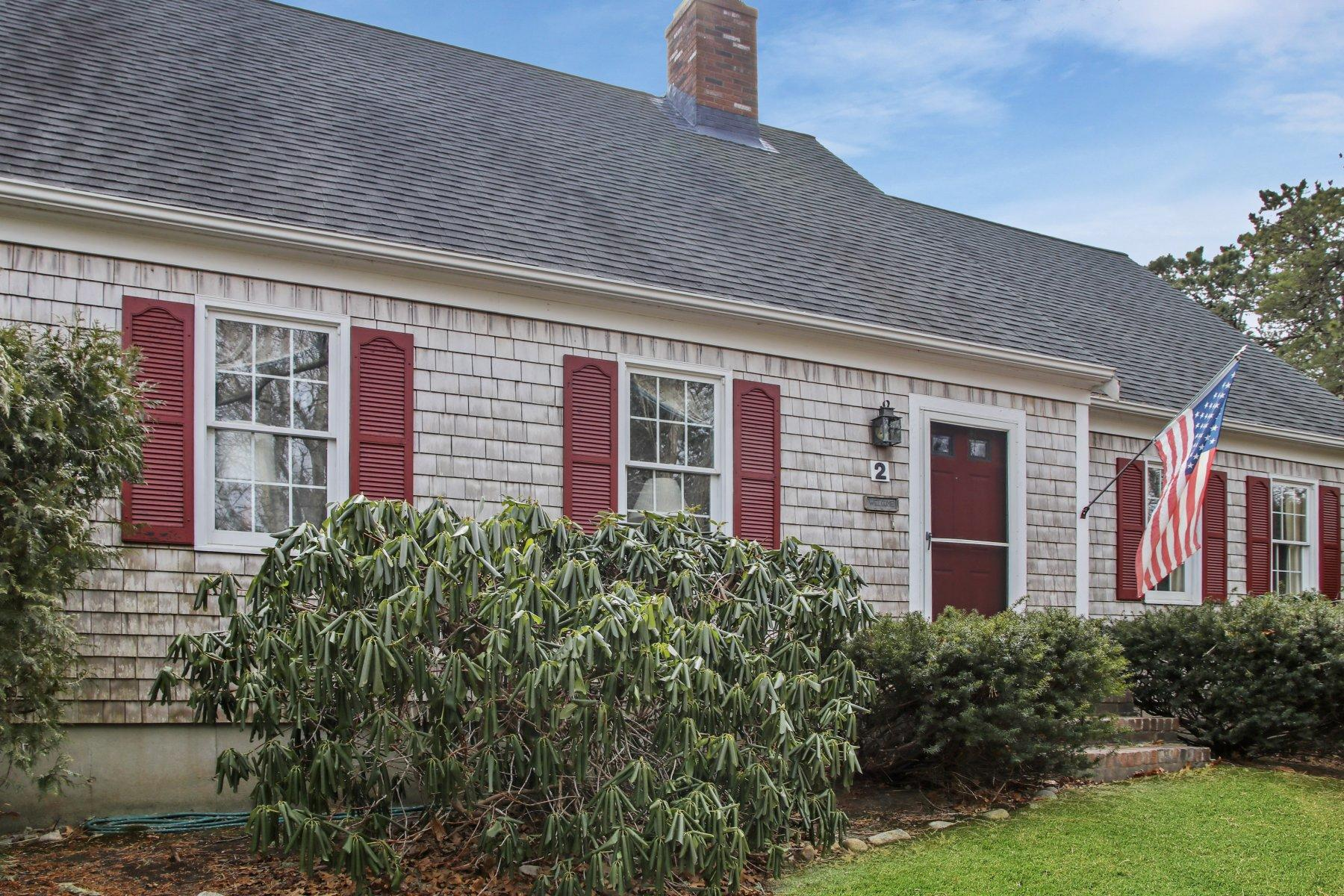 Single Family Home for Active at 2 Mariner Drive, Harwich, MA 2 Mariner Drive Harwich, Massachusetts 02645 United States