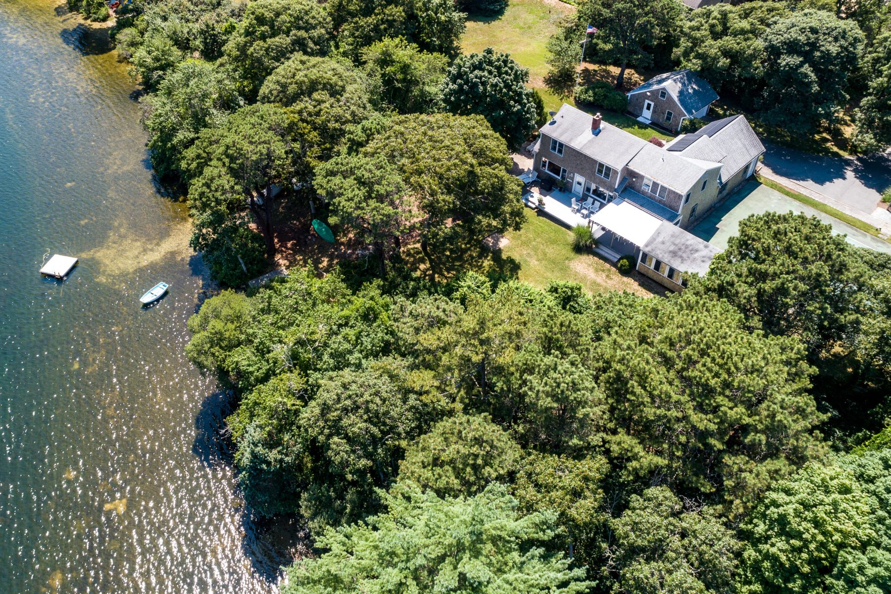Single Family Homes for Sale at 220 Lawton Road, Eastham, MA 220 Lawton Road Eastham, Massachusetts 02642 United States