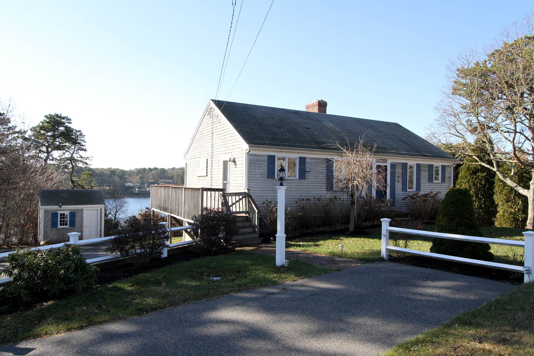 Single Family Home for Sale at 303 Old Queen Anne Road, Chatham, MA Chatham, Massachusetts, 02633 United States