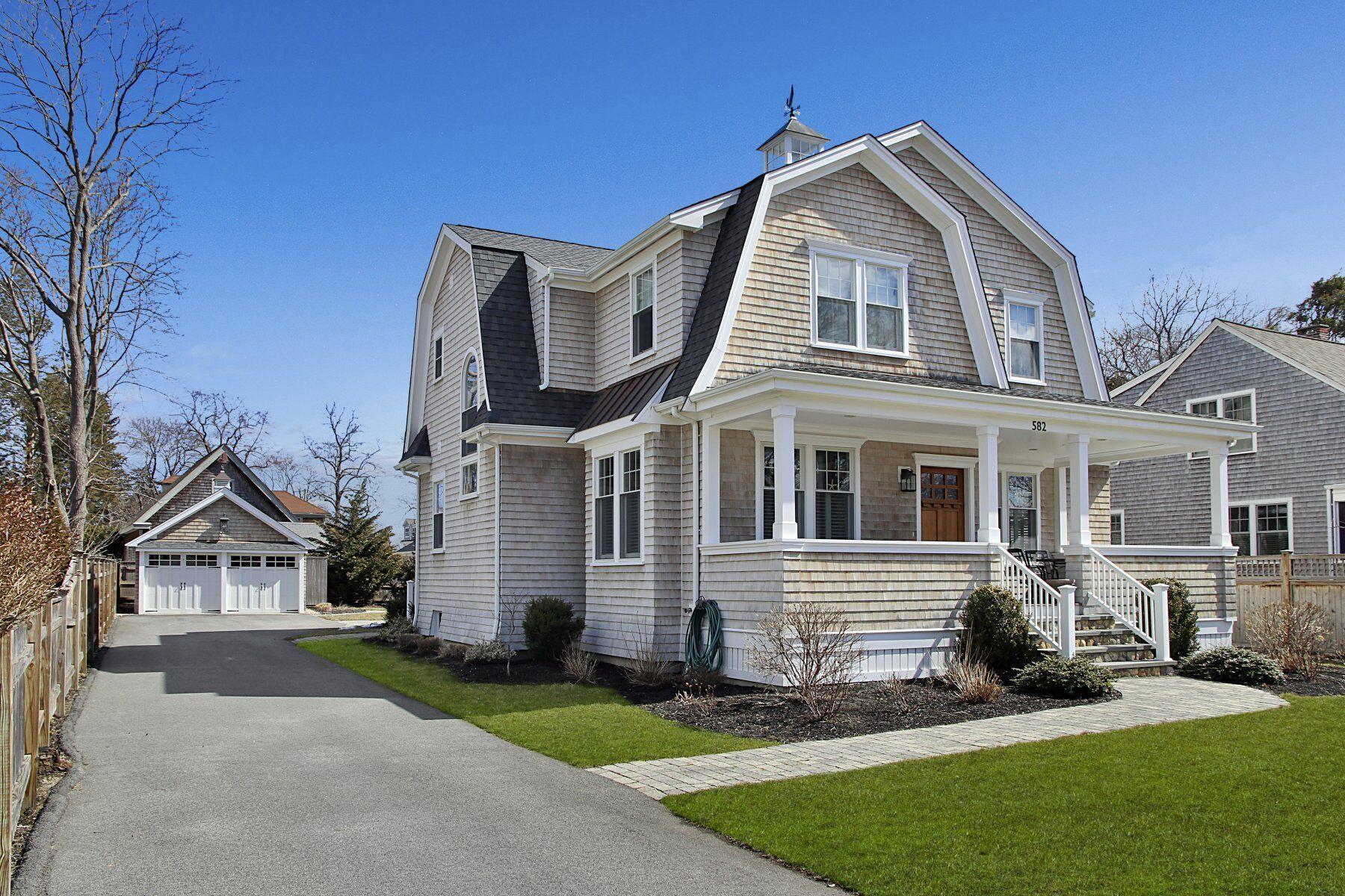Single Family Home for Active at 582 Hatherly Road, Scituate, MA 582 Hatherly Road Scituate, Massachusetts 02066 United States
