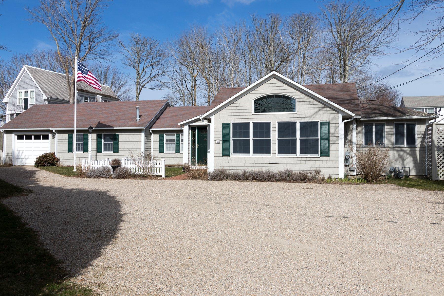 Частный односемейный дом для того Продажа на 27 Shattuck Place, Chatham, MA Chatham, Массачусетс, 02633 Соединенные Штаты