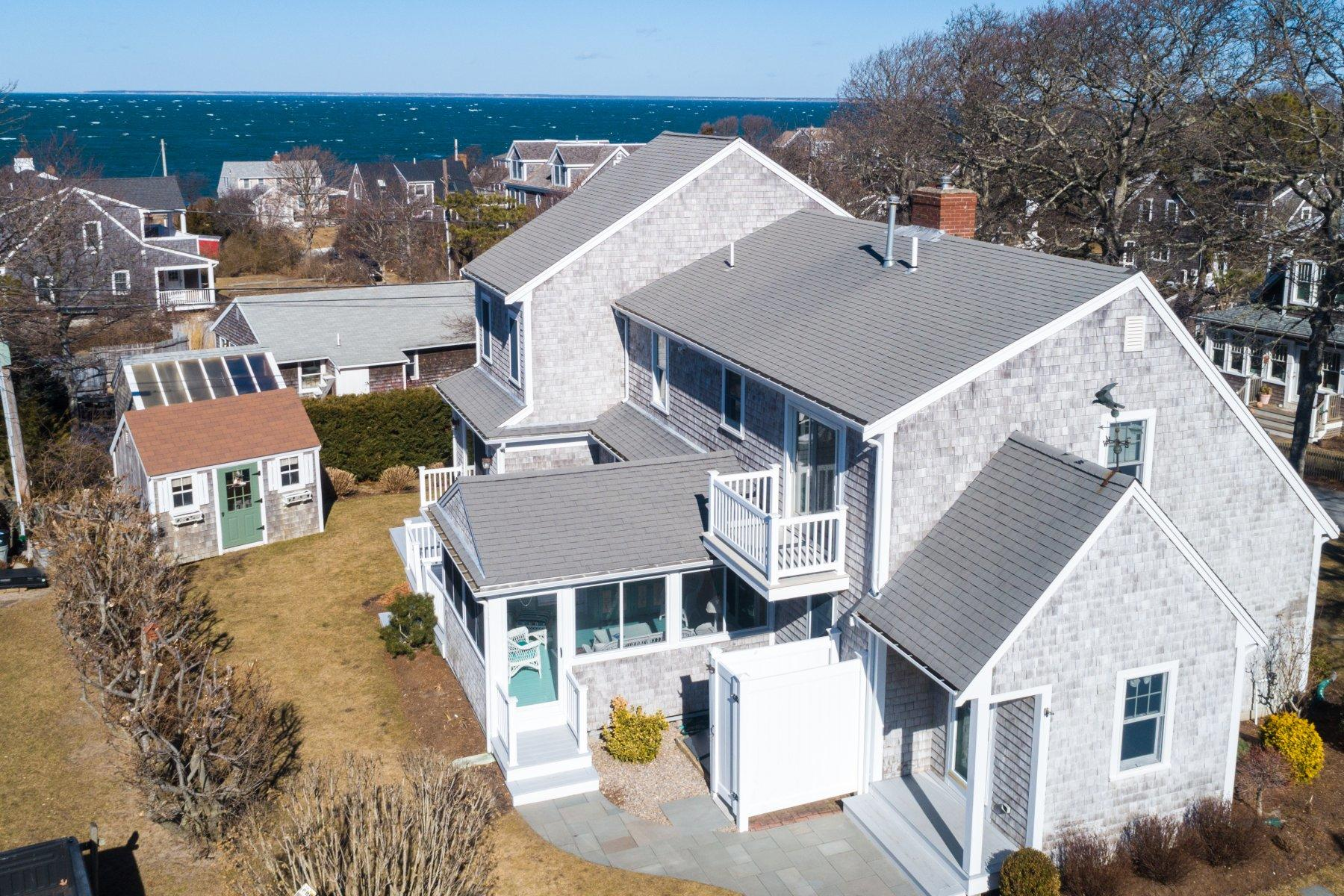 Single Family Homes por un Venta en 191 Winslow Landing Road, Brewster, MA 191 Winslow Landing Road Brewster, Massachusetts 02631 Estados Unidos
