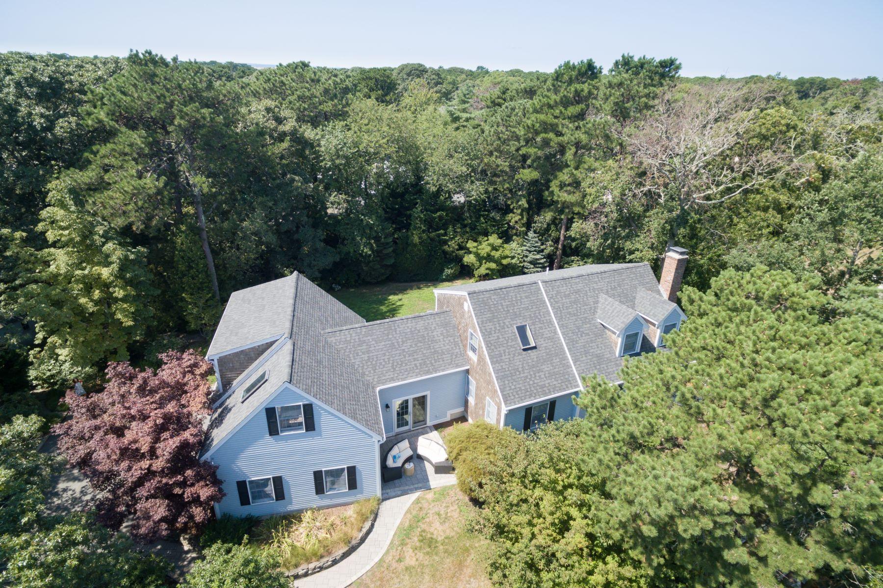 独户住宅 为 销售 在 Beautifully Renovated with Views 89 Lookout Road 雅茅斯, 马萨诸塞州, 02675 美国