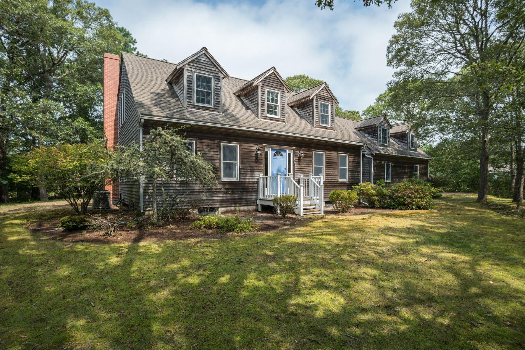 Single Family Home for Sale at 80 Plateau Avenue, Eastham, MA Eastham, Massachusetts, 02642 United States