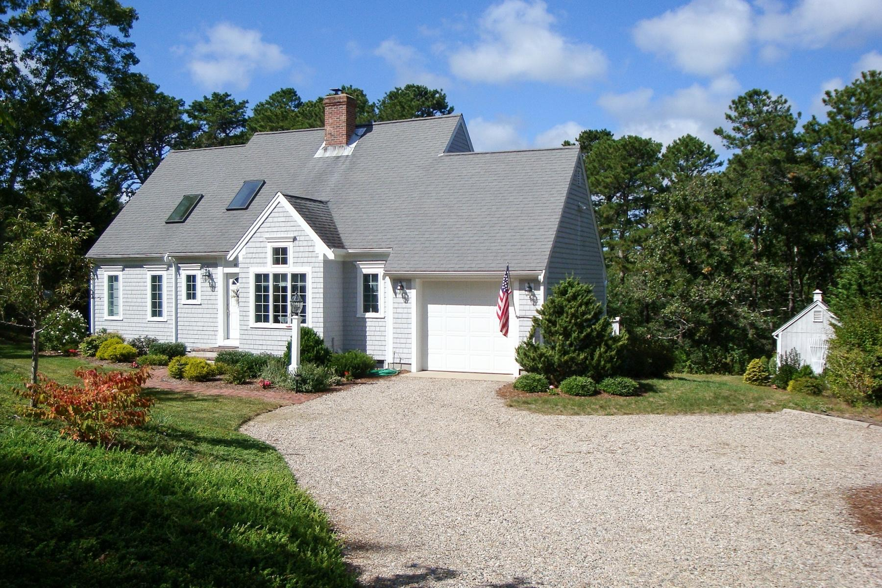 Casa Unifamiliar por un Venta en 40 Old Mill Way, Wellfleet, MA 40 Old Mill Way Wellfleet, Massachusetts 02667 Estados Unidos