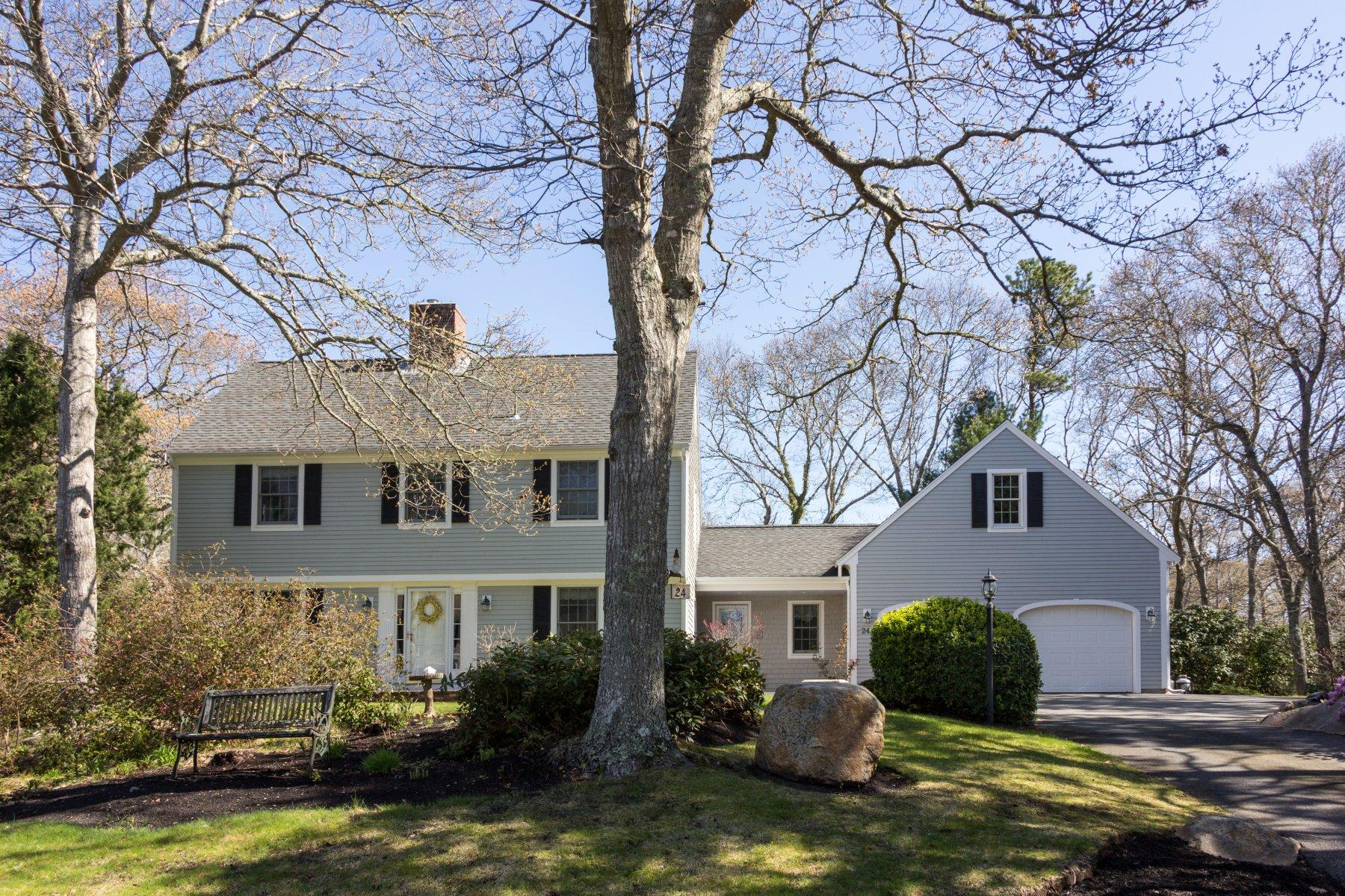 Single Family Home for Active at 24 Bismark Way, Dennis, MA 24 Bismark Way Dennis, Massachusetts 02638 United States