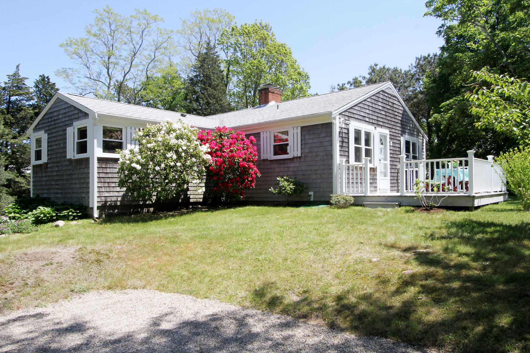 Single Family Home for Sale at Adorable & Well Maintained 40 Seaview Road Eastham, Massachusetts, 02642 United States
