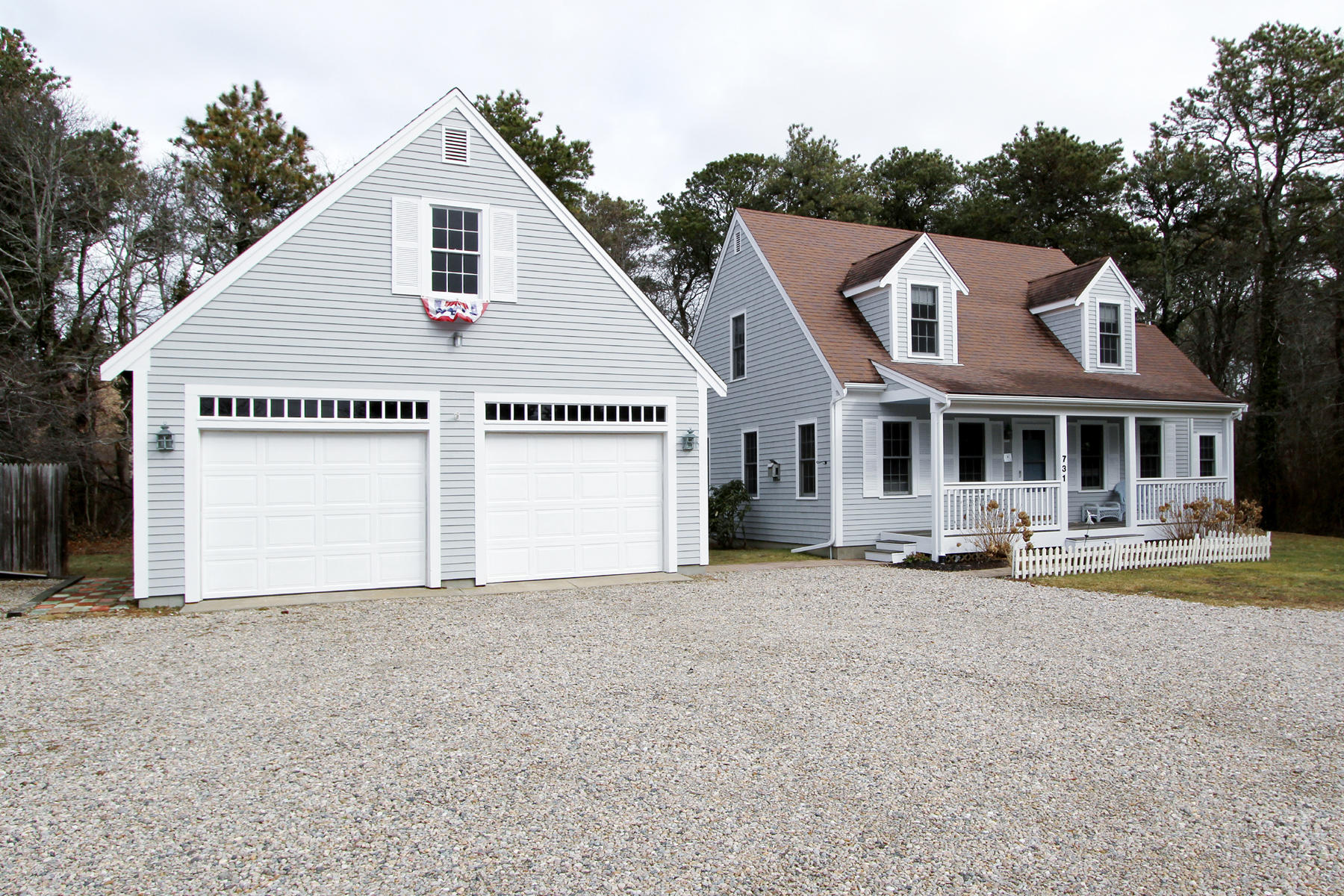 Single Family Home for Sale at 731 Long Pond Road, Brewster, MA Brewster, 02631 United States