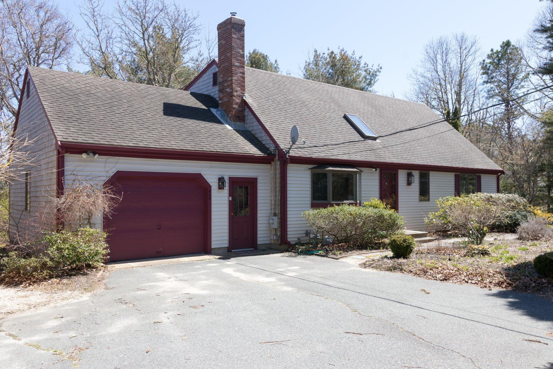 Single Family Home for Sale at 454 Training Field Road, Chatham, MA Chatham, Massachusetts 02633 United States