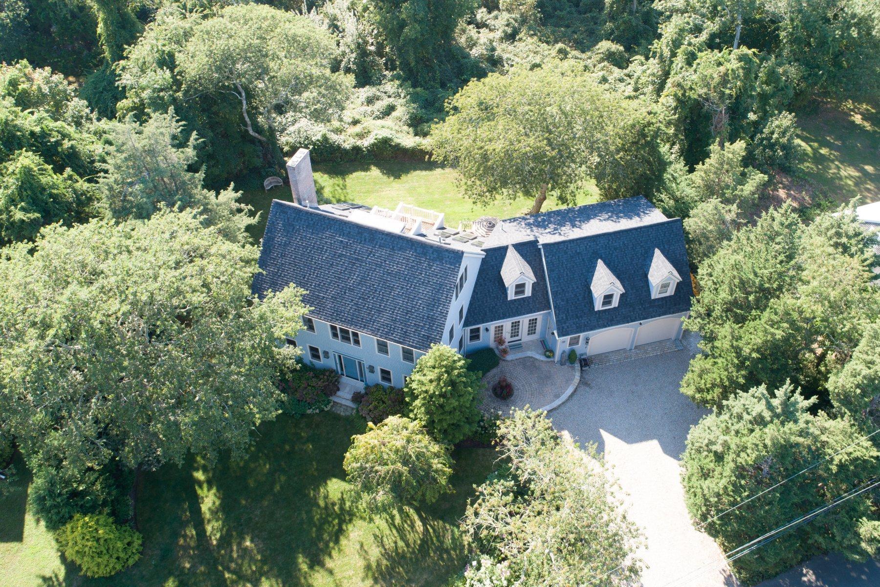 Single Family Homes για την Πώληση στο 35 Sea Meadow Lane, Brewster, MA Brewster, Μασαχουσετη 02631 Ηνωμένες Πολιτείες