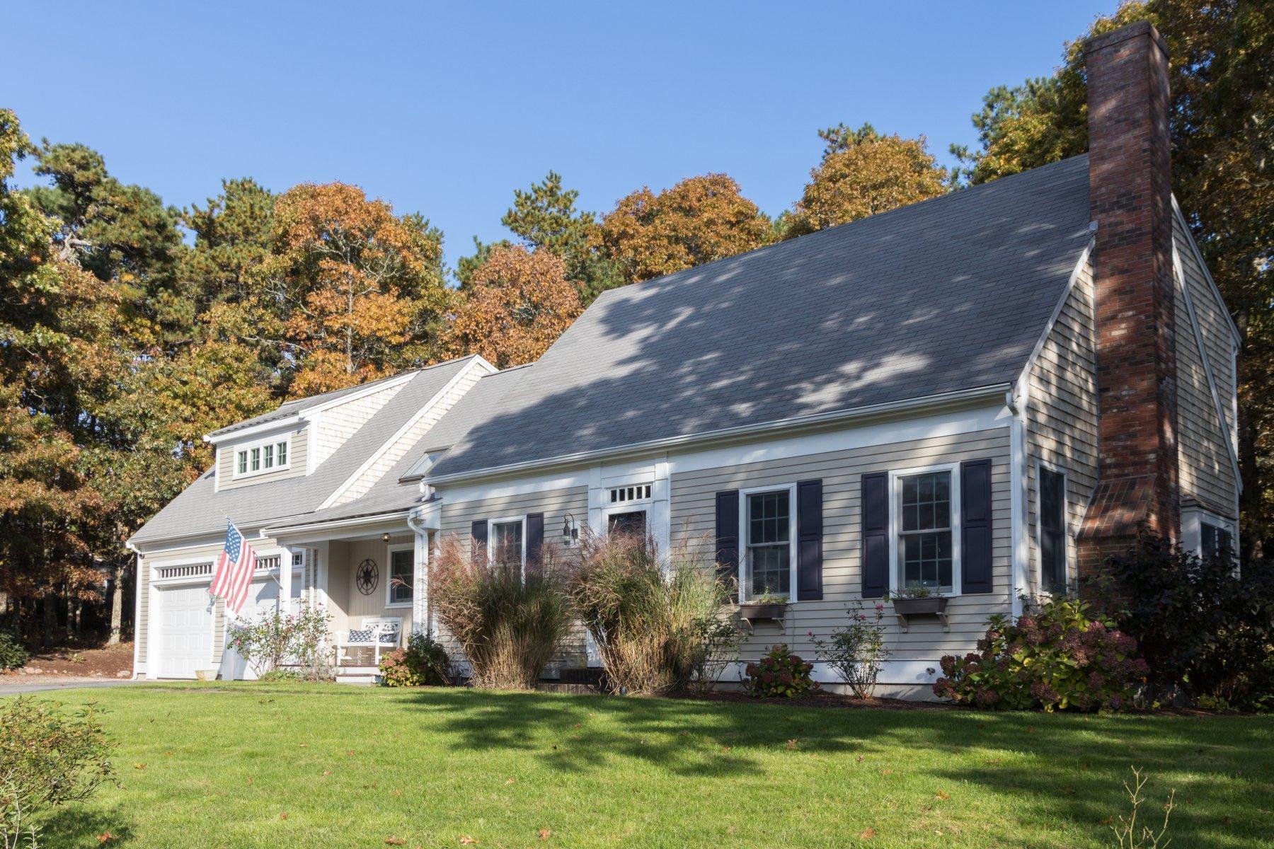 Single Family Homes pour l Vente à 3 Jasper Moore Trail, Harwich, MA 3 Jasper Moore Trail Harwich, Massachusetts 02645 États-Unis