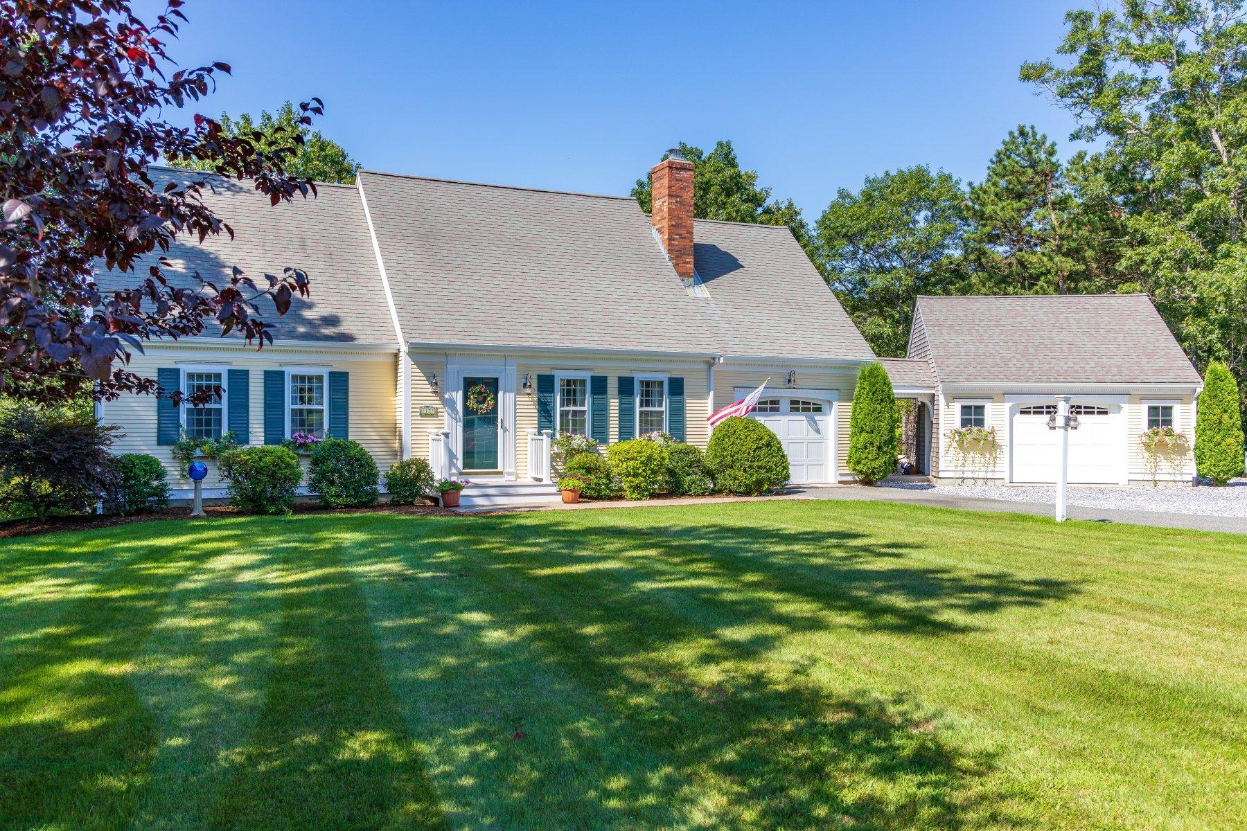Single Family Homes pour l Vente à 1177 Route 134, Dennis, MA 1177 Route 134 Dennis, Massachusetts 02660 États-Unis