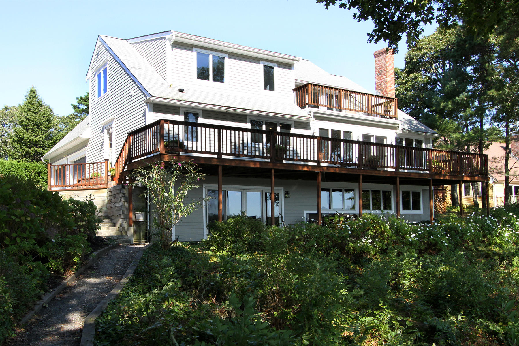 Single Family Homes 용 매매 에 4 Salt River Lane, Harwich, MA Harwich, 매사추세츠 02671 미국