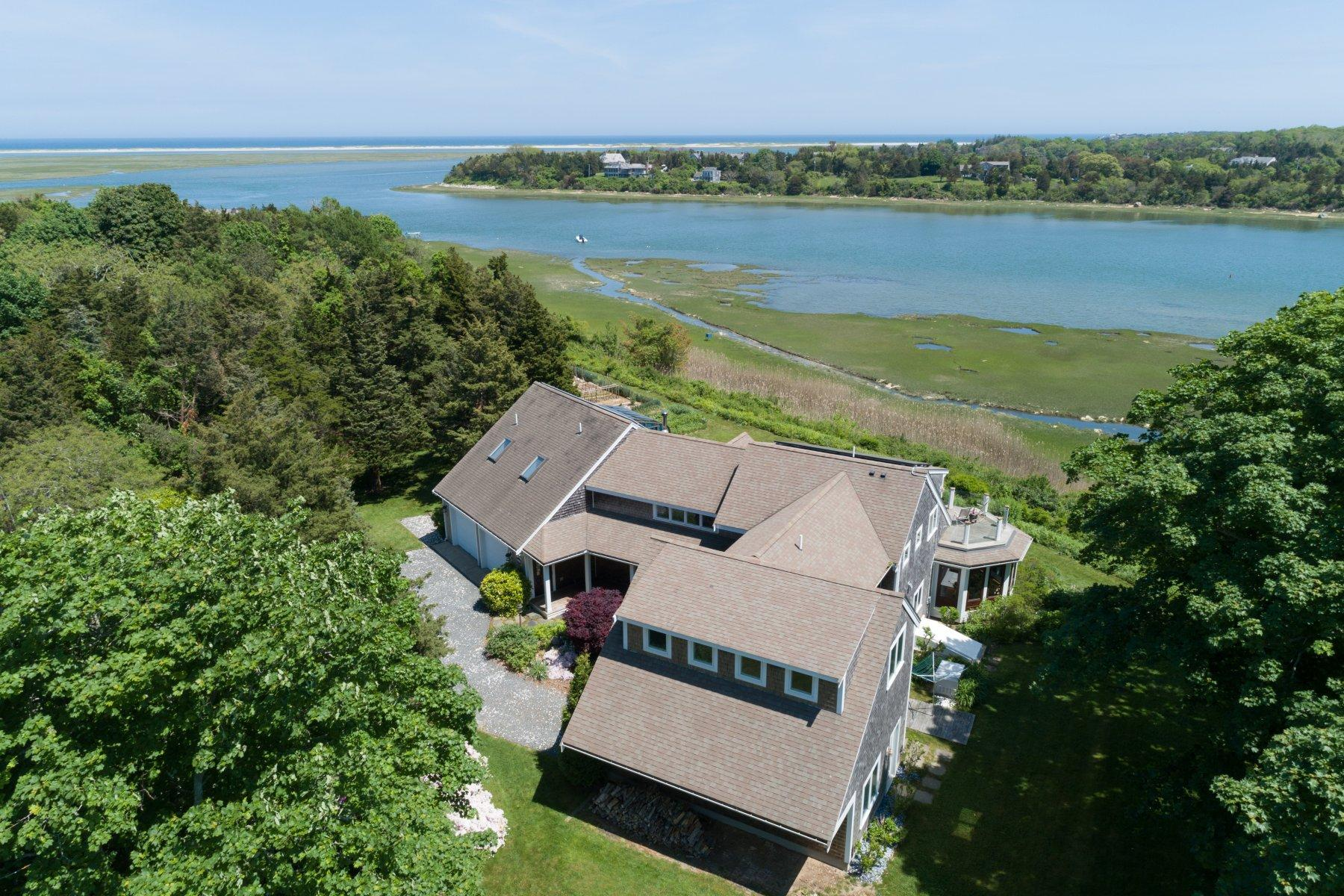 Single Family Homes for Sale at 385 Mary Chase Road, Eastham, MA 385 Mary Chase Road Eastham, Massachusetts 02642 United States