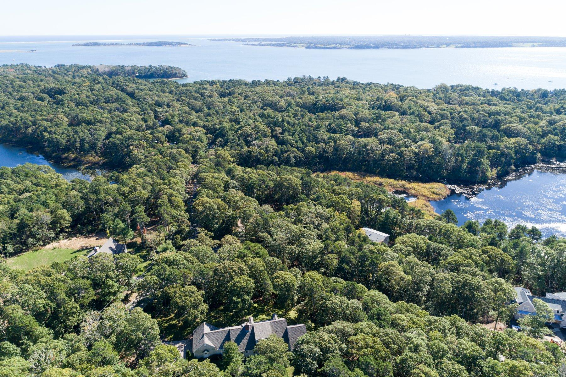 Single Family Home for Sale at 65 Lake Drive, Orleans, MA Orleans, Massachusetts, 02653 United States