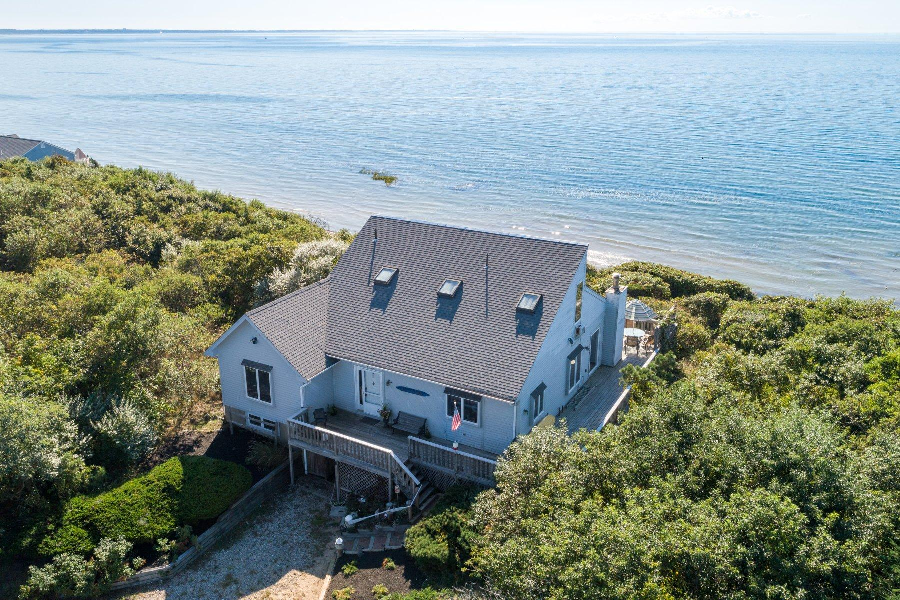 Single Family Homes for Sale at 15 Martha Avenue, Eastham, MA 15 Martha Avenue Eastham, Massachusetts 02642 United States