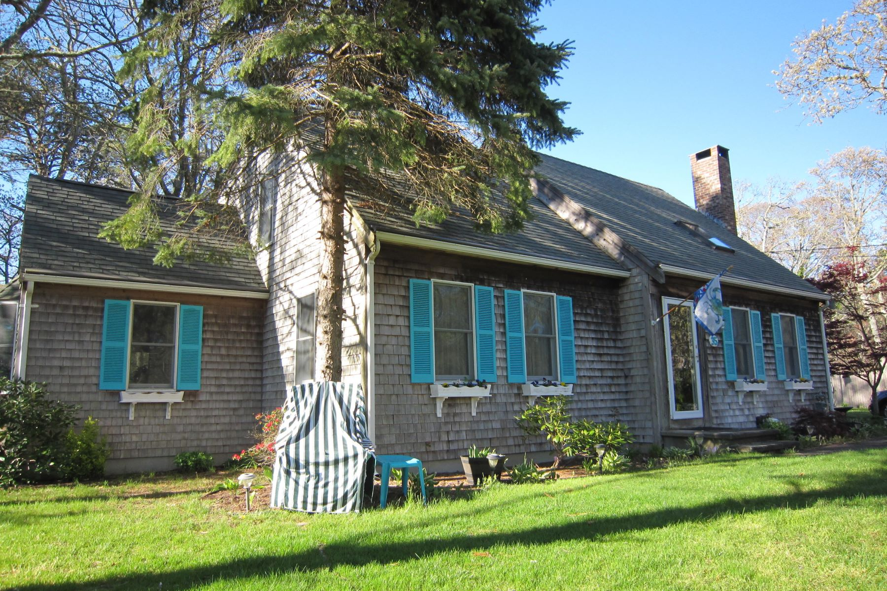 獨棟家庭住宅 為 出售 在 35 Kettle Hole Road, Eastham, MA Eastham, 麻塞諸塞州, 02642 美國