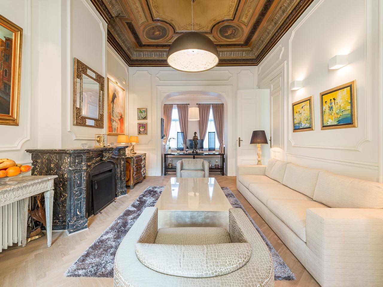 Anderer Wohnungstyp für Verkauf beim Ixelles I Quartier Louise Ixelles, Brussels, 1000 Belgien