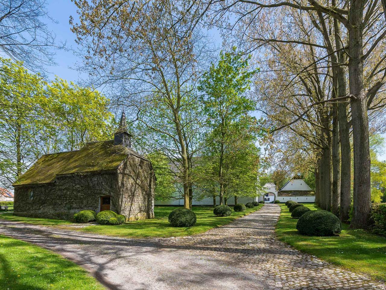 Anderer Wohnungstyp für Verkauf beim Brabant Wallon I Ancienne ferme abbatiale Other Brabant Wallon, Brabant Wallon, 1315 Belgien