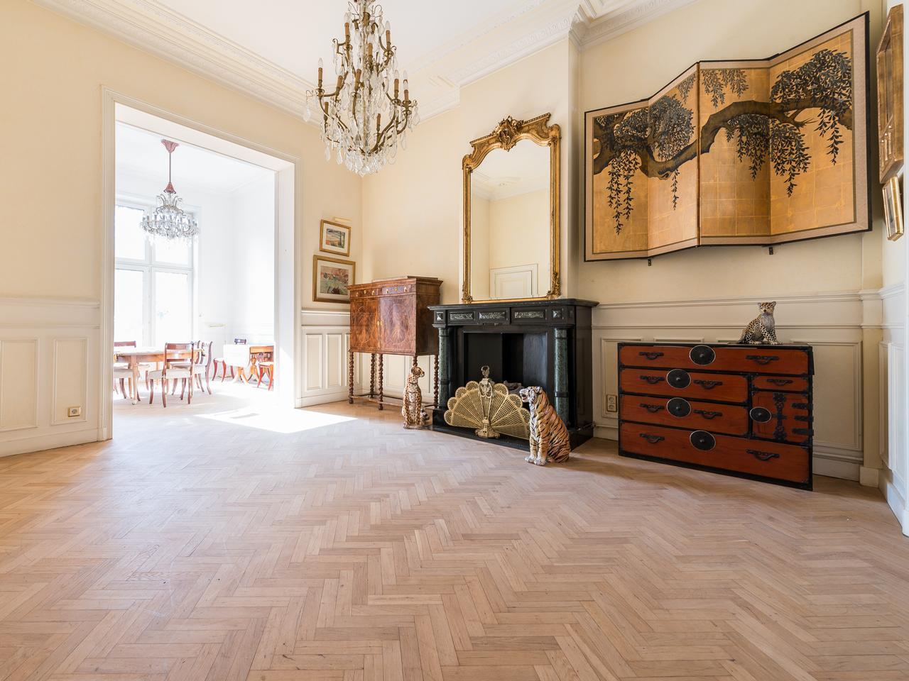 Anderer Wohnungstyp für Verkauf beim Ixelles I Quartier Molière Ixelles, Brussels, 1050 Belgien