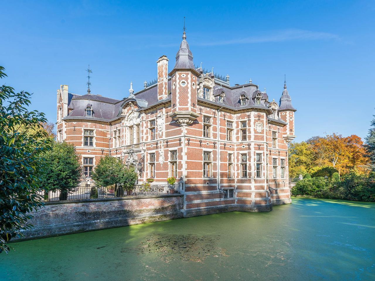 Autre – Résidentiel pour l Vente à Anvers I Château de Gestelhof Other Belgium, Autres Régions De Belgique, 2590 Belgique