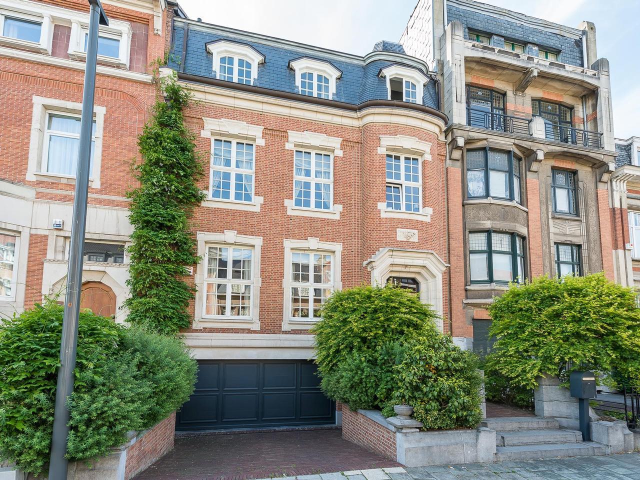 其它住宅 为 销售 在 Ixelles I Guy d'Arezzo 伊克塞尔, 布鲁塞尔, 1050 比利时