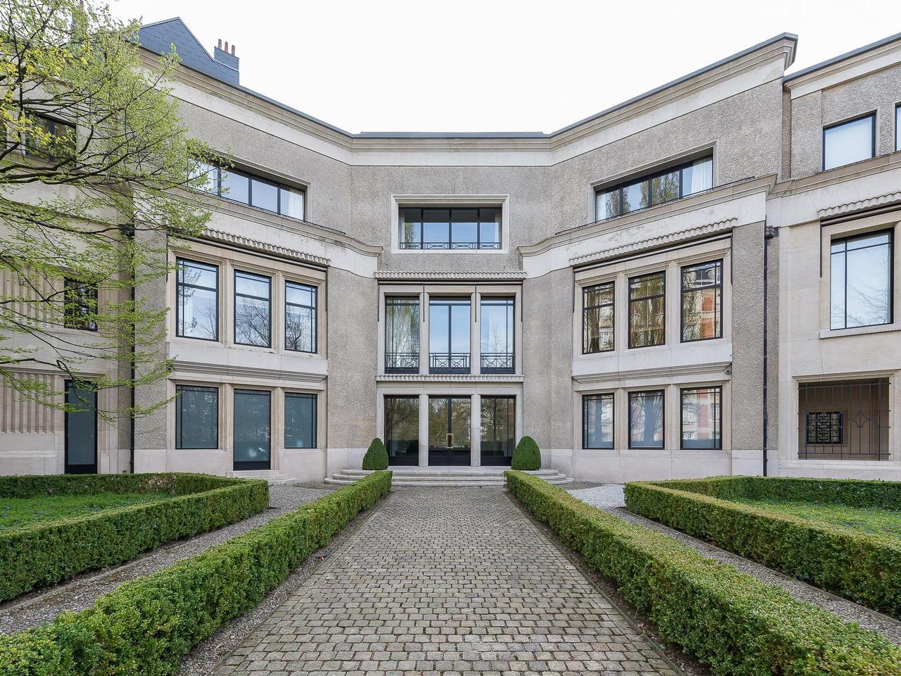 公寓 为 销售 在 Ixelles I Les Etangs 伊克塞尔, 布鲁塞尔, 1050 比利时