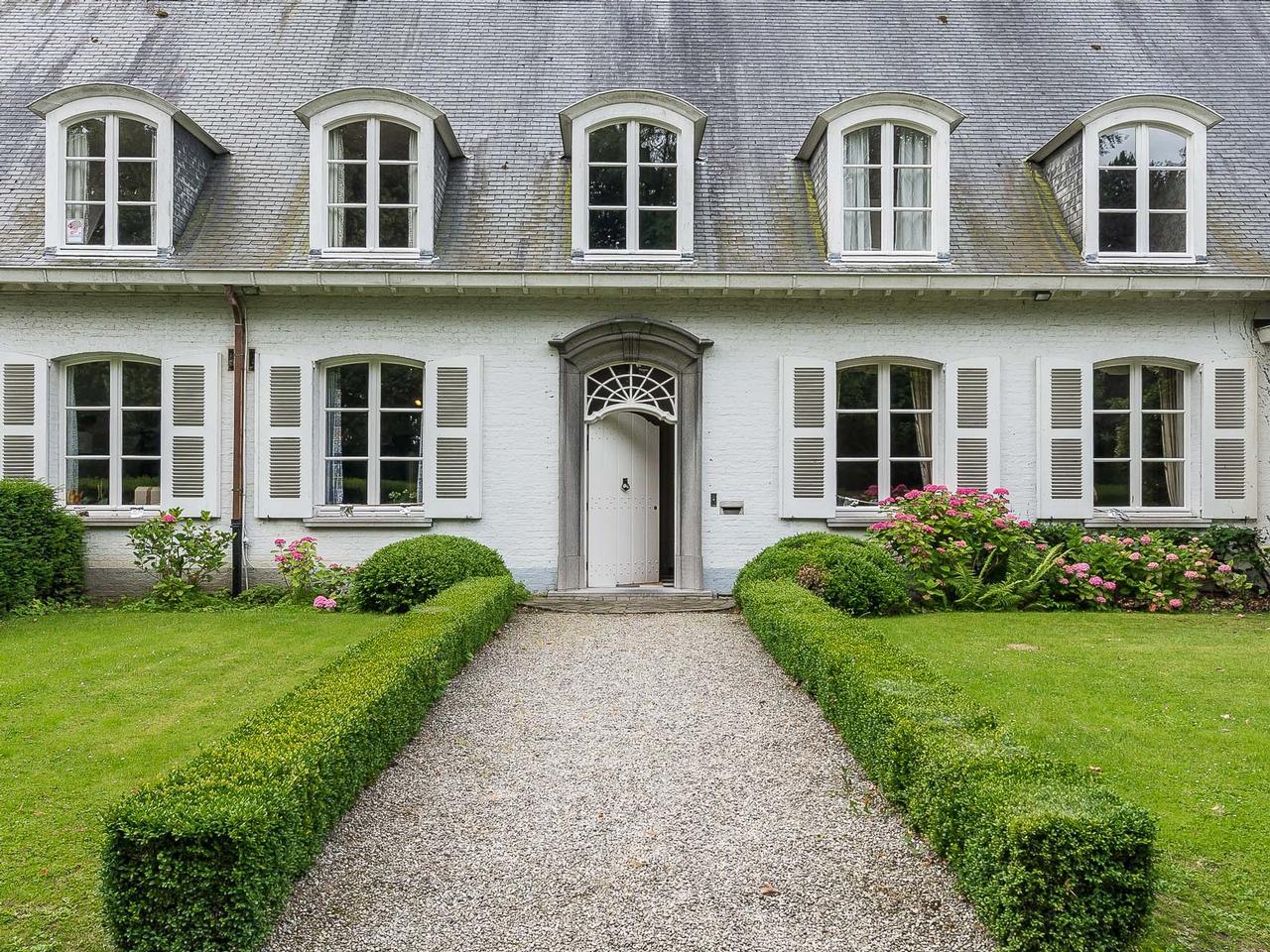Другая жилая недвижимость для того Продажа на Louvain I Manoir et son parc Other Belgium, Другие Регионы В Бельгии, 3020 Бельгия