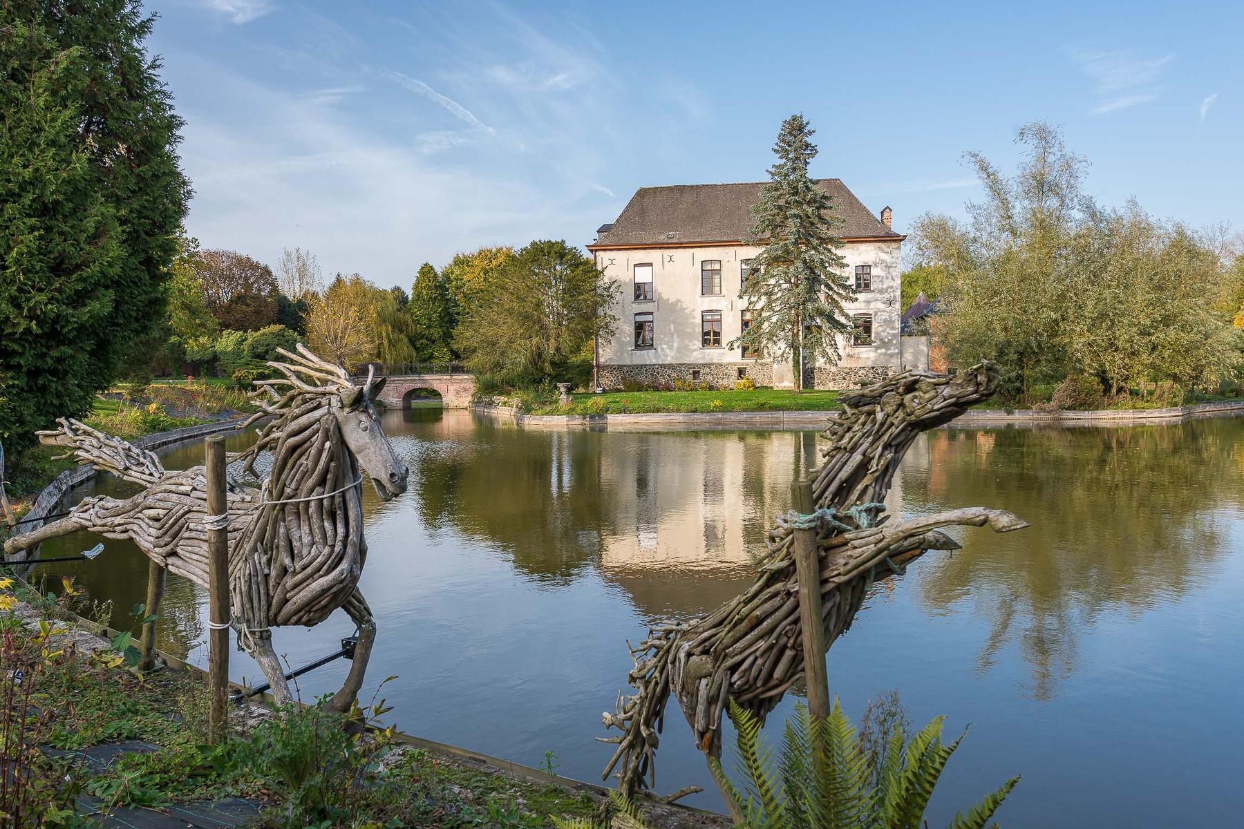 Các loại nhà khác vì Bán tại Hainaut I Château de Wannebecq Other Hainaut, Hainaut, 7861 Bỉ